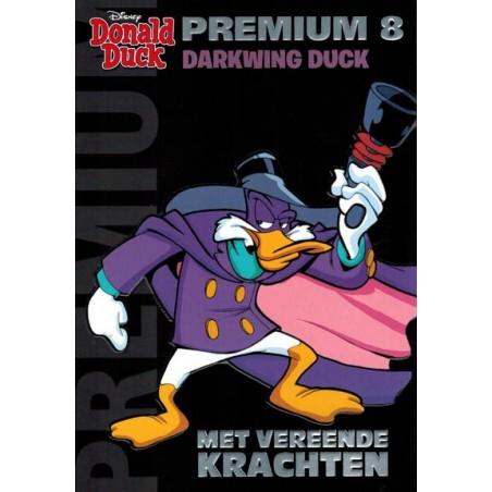 Donald Duck  Premium pocket 08 Darkwing Duck Met vereende krachten