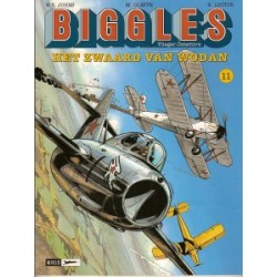 Biggles 10 Het zwaard van Wodan*