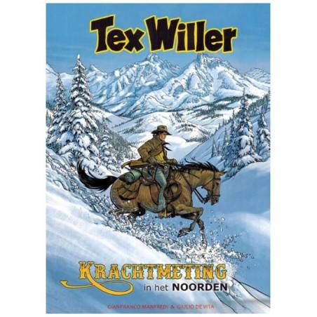 Tex Willer  03 Krachtmeting in het Noorden