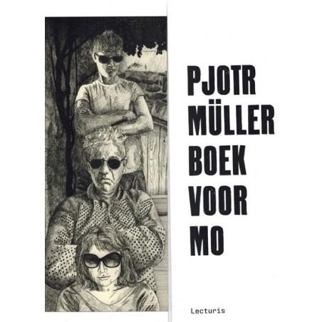 Muller strips Boek voor Mo