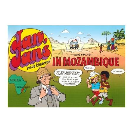 Jan, Jans en de kinderen in Mozambique 1e druk 2001
