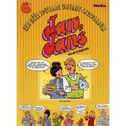 Jan, Jans en de kinderen reclame-album Wasa Een heel speciaal ontbijt-stripalbum 1e druk 1994