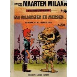 Maarten Milaan % Van eilandjes en mensen 1e druk Helmond 1975 (Jong Europa 102)