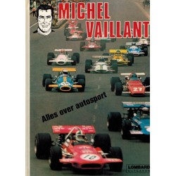 Michel Vaillant Motor/Autoboek HC Alles over autosport herdruk
