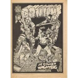 Conan Peptoe De gouden wachters 1974