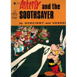 Asterix taal Engels The soothsayer reprint