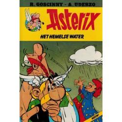 Asterix leesboekje HC Het hemelse water 1e druk 1986