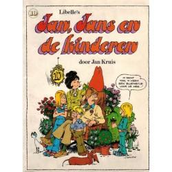 Jan, Jans en de kinderen 10 1e druk 1980 (zonder preeg)