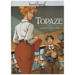 Marcel Pagnol HC set Topaze deel 1 & 2
