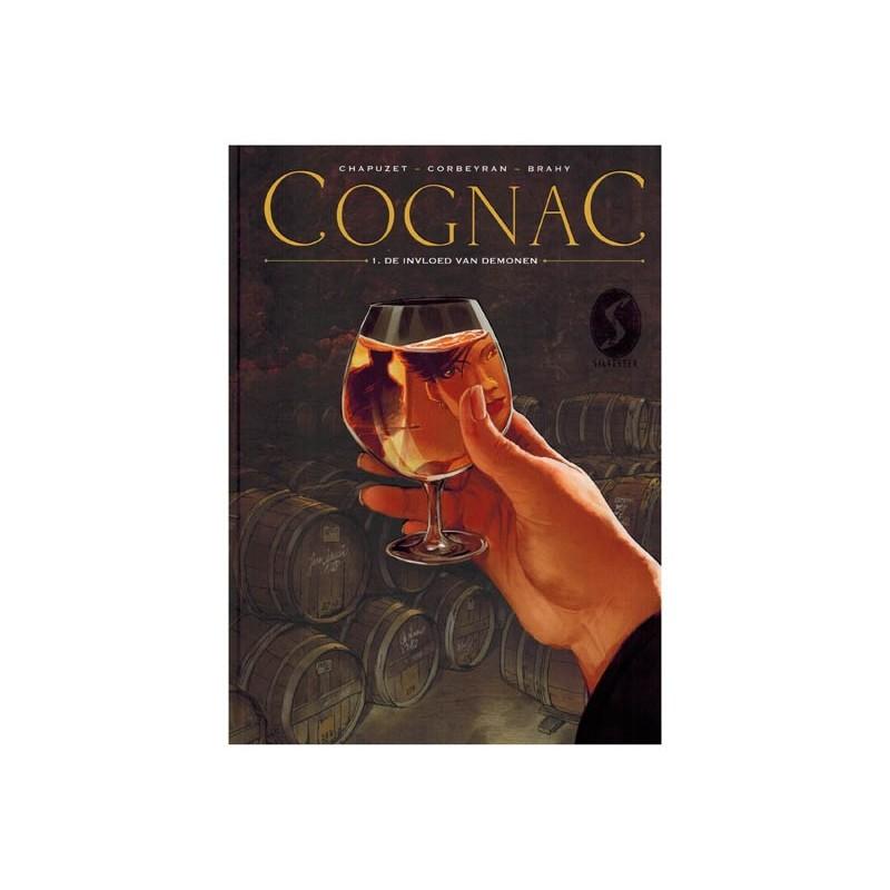 Cognac set HC deel 1 t/m 3
