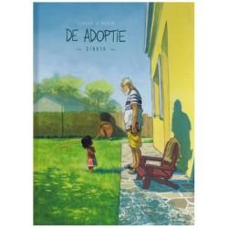 Monin strips De adoptie set HC deel 1 & 2 1e drukken 2017