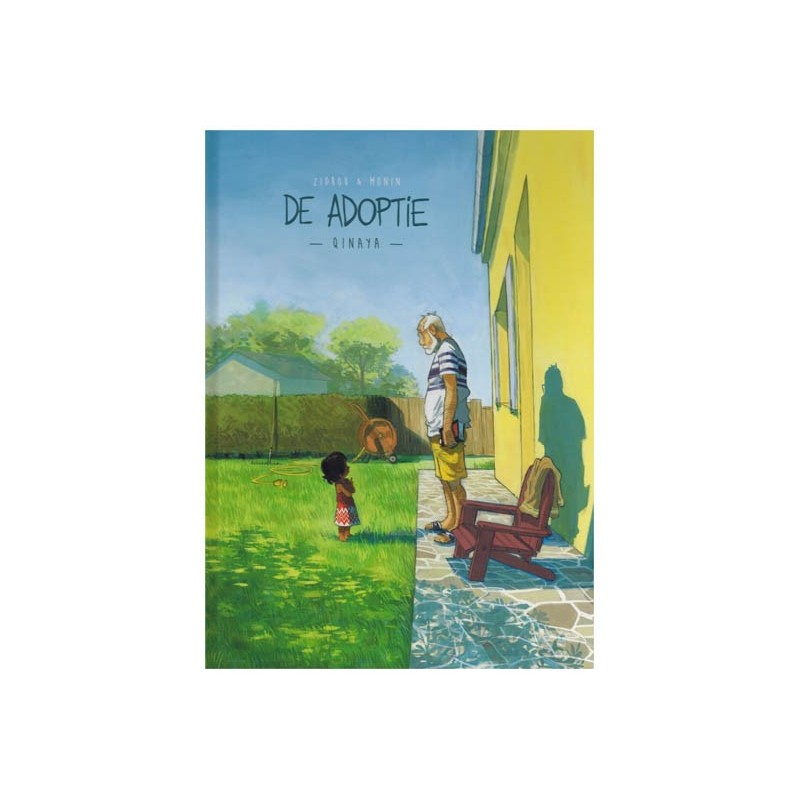 Monin strips HC set De adoptie deel 1 & 2 1e drukken 2017