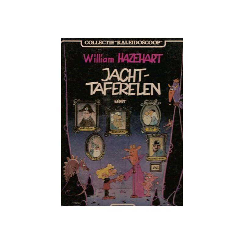 William Hazehart set deel 1 t/m 4 HC* 1e drukken 1987-1988