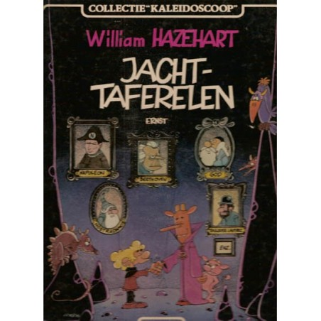 William Hazehart set deel 1 t/m 4 HC* 1e drukken 1987-1988