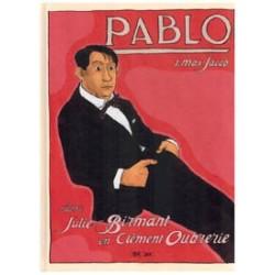 Pablo (Picasso) HC set deel 1 t/m 4