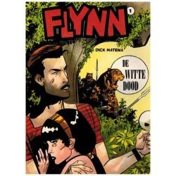 Flynn set deel 1 t/m 4 1e drukken 1993-1994