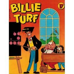Billie Turf 17% 1e druk 1981