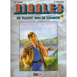 Biggles Heritage 03<br>De vlucht van de Condor