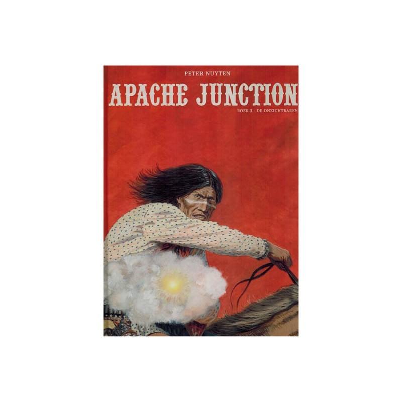 Apache junction  HC 03 De onzichtbaren