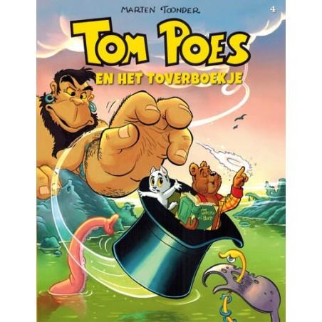 Tom Poes  ballonstrip HC C04 Het toverboekje