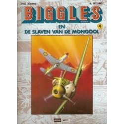 Biggles Heritage 04<br>De slaven van de mongool