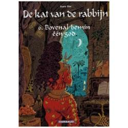Kat van de rabbijn 06 HC Bovenal bemin een god