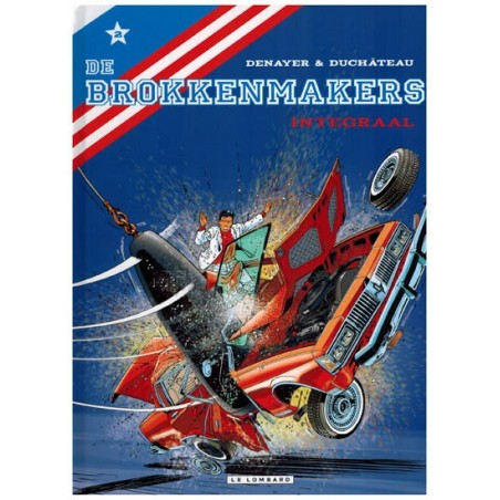 Brokkenmakers  integraal 02 HC
