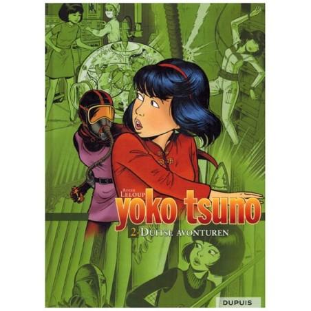 Yoko Tsuno   integraal 02 HC Duitse avonturen