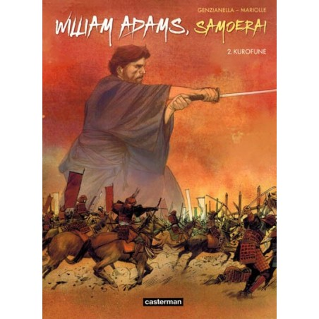 William Adams, samoerai HC 02 Kurofune