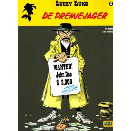 Lucky Luke    40 De premiejager