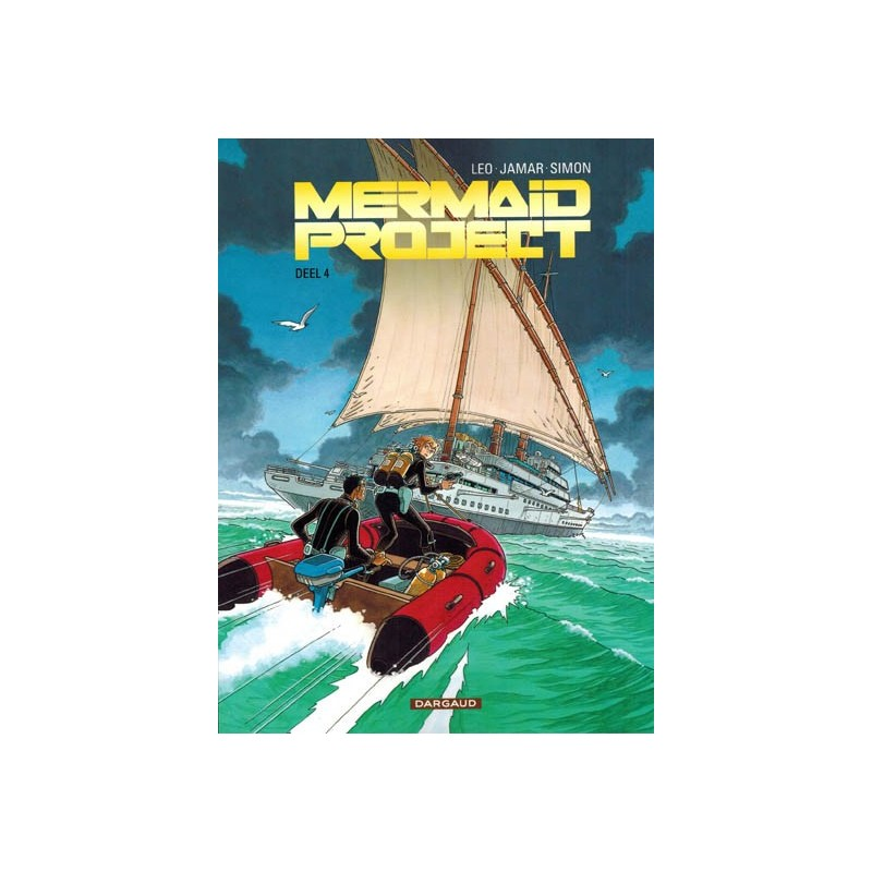 Mermaid project 04