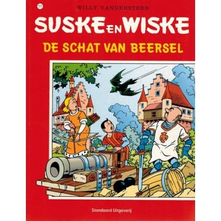 Suske & Wiske  111 De schat van Beersel