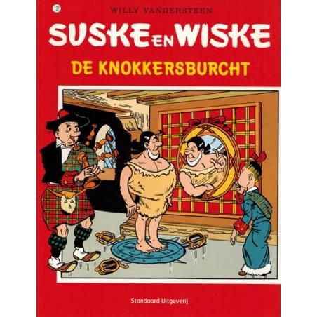 Suske & Wiske  127 De Knokkersburcht