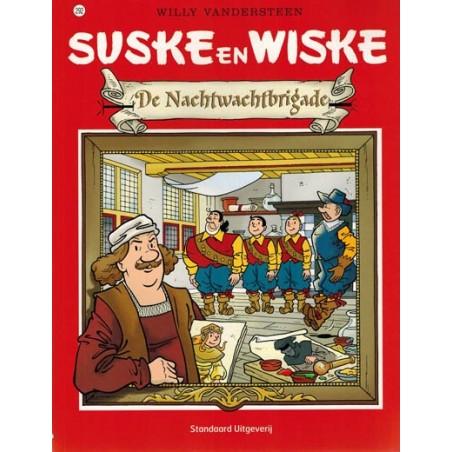 Suske & Wiske 292 De Nachtwachtbrigade 1e druk 2006 (naar Willy Vandersteen)