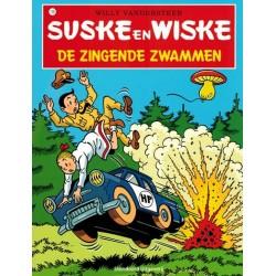 Suske & Wiske  110 De zingende zwammen