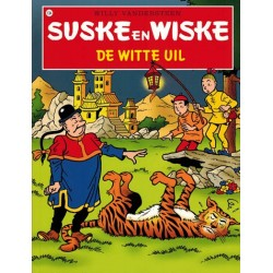 Suske & Wiske  134 De witte uil