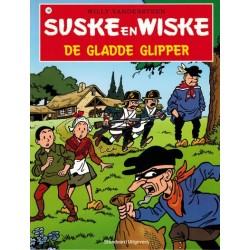Suske & Wiske  149 De gladde glipper