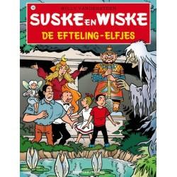 Suske & Wiske  168 De Efteling-elfjes (naar Willy Vandersteen)