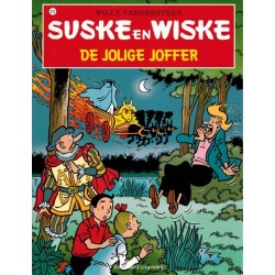 Suske & Wiske  210 De jolige joffer (naar Willy Vandersteen)