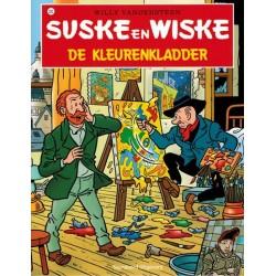 Suske & Wiske  223 De kleurenkladder (naar Willy Vandersteen)