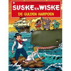 Suske & Wiske  236 De gulden harpoen (naar Willy Vandersteen)