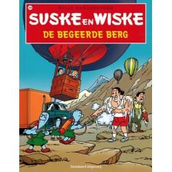 Suske & Wiske  244 De begeerde berg (naar Willy Vandersteen)