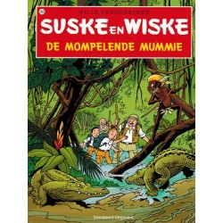 Suske & Wiske  255 De mompelende mummie (naar Willy Vandersteen)