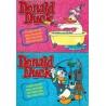 Donald Duck set oblong reclame-albums voor Trekpleister / Kruidvat 1e drukken 2001-2002