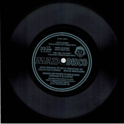 Mad flexidisc single Disco 1980 doublesided