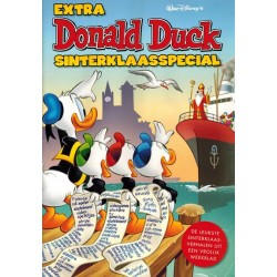 Donald Duck Extra 2009 % Sinterklaasspecial 1e druk 2009