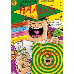 Haagse Harry Haags, de kugsus met CD Haags de ceidei 1e druk 2001