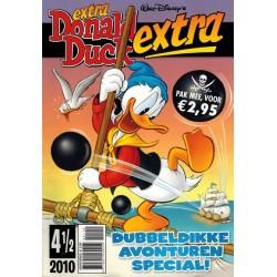 Donald Duck Extra 2010 4 1 / 2 Avonturen special 1e druk 2010