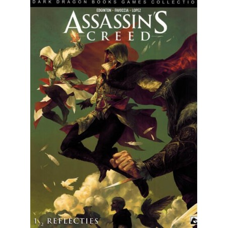 Assassin's creed Reflecties deel 1