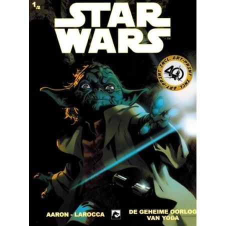 Star Wars  NL set De geheime oorlog van Yoda deel 1 & 2